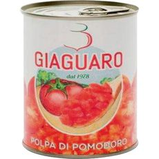 GIAGUARO Pulpe de tomates 800g