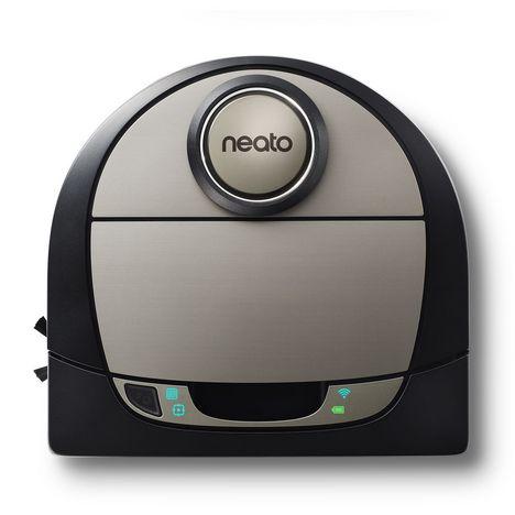 NEATO Aspirateur robot D701 Noir et gris