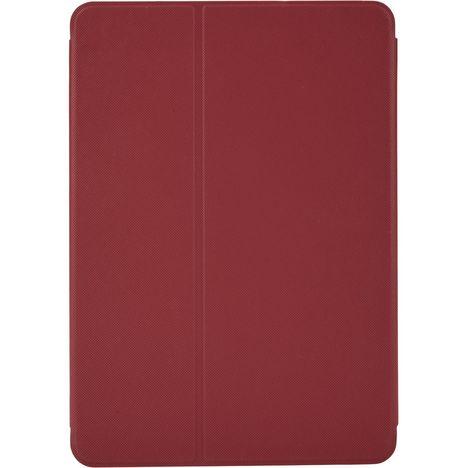 CASE LOGIC Coque de Protection pour IPAD 10.2 pouces Rouge