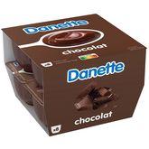 Danone DANETTE Crème dessert au chocolat 8x125g