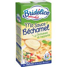 BRIDELICE Sauce béchamel 50cl
