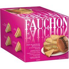 FAUCHON Fauchon Pain surprise brioché 400g 32 pièces 32 pièces 400g