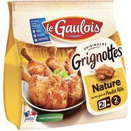 Le Gaulois Le Gaulois Grignottes de poulet nature 250g