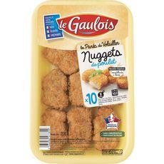 Le Gaulois LE GAULOIS Nuggets de poulet