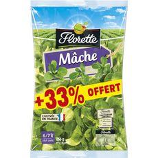 Florette mâche salade en sachet 200g +33%offert