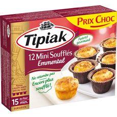 Tipiak Mini soufflé à l'emmental 150g