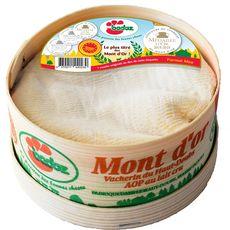 MONT DOR Badoz Mont d'or fromage au lait cru AOP 1 pièce