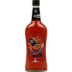 AUCHAN Cocktail passion sans alcool 75cl