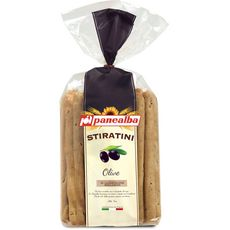 Panealba Stiratini olives noires 250g