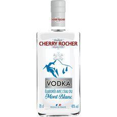 Cherry rocher Vodka du Mont Blanc 40% 70cl