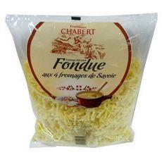 FROMAGERIE CHABERT Fromage râpée pour fondue 1kg