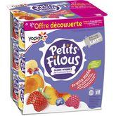 Yoplait Petits Filous aux fruits 18x50g offre découverte