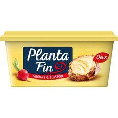 PLANTA FIN Margarine doux pour tartine et cuisson 510g