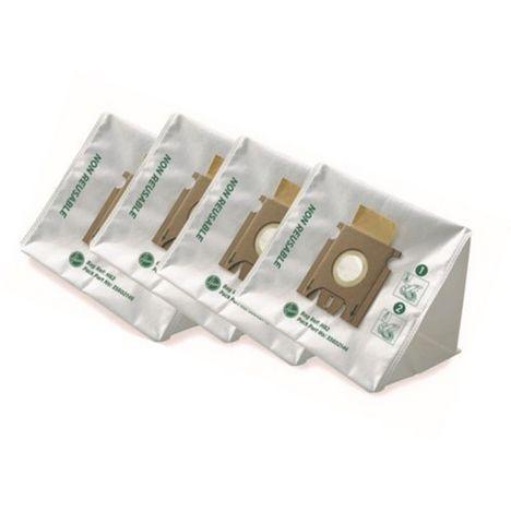 HOOVER Lot de 4 Sacs H82 pour Aspirateur Power Capsule