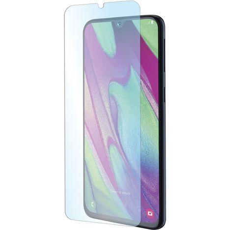 QILIVE Protection d'écran pour Samsung Galaxy A40 - Transparent