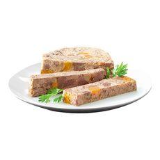 SHEBA Barquettes terrines de pâtée viandes et légumes pour chat 12x85g