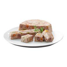 SHEBA Barquettes terrines de pâtée poissons et légumes pour chat 12x85g