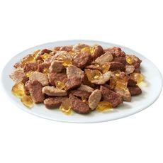WHISKAS Junior sachets repas pâtée en gelée viandes pour chaton 12x100g