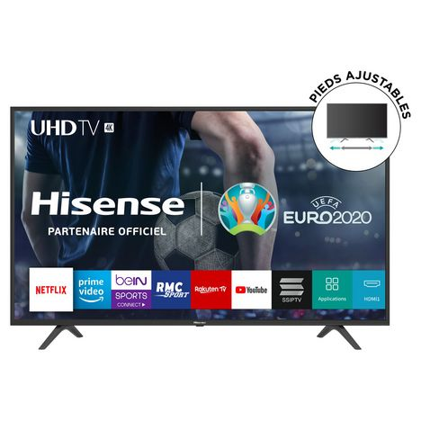HISENSE H65B7120 TV DLED 4K UHD 164 cm Smart TV
