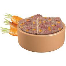PEDIGREE Terrines saveurs boîtes pâtée veau agneau porc pour chien 6x410g
