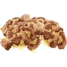 PEDIGREE Sachets repas pâtée en gelée gourmande viandes pour chien 12x100g