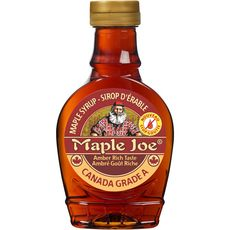 MAPLE JOE Sirop d'érable ambré goût riche 450g