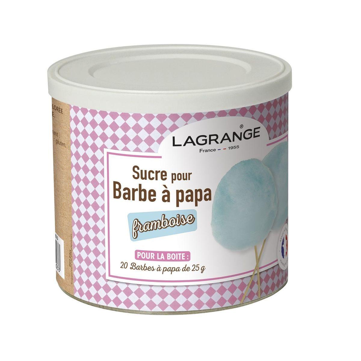 Sucre pour Barbe à Papa parfum Framboise - 380008