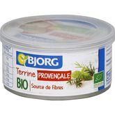 Bjorg terrine provençale bio 125g