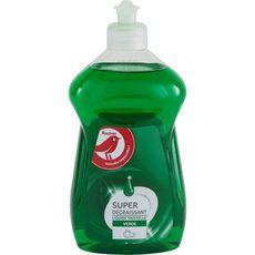 AUCHAN Liquide vaisselle Super dégraissant Verde 500ml
