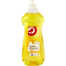 AUCHAN Liquide vaisselle super dégraissant au citron  750ml