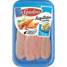 LE GAULOIS Aiguillettes de poulet blanc 210g