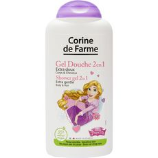 Corinne de Farme gel douche blanche neige fairies 250ml