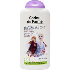 CORINE DE FARME Corine De Farme Gel douche enfant corps et cheveux Reine des Neiges 250ml