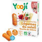 Yooji Bio petits légumes du soleil 300g dès 12mois