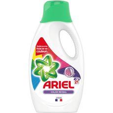 Ariel Lessive liquide color reveal 1,155l
