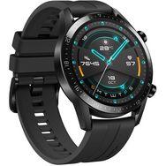 HUAWEI Montre connectée 46 mm - Watch GT 2 - Latona-B19S - Noir