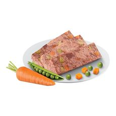 CESAR Assortiment barquettes pâtée viandes légumes pour chien 4x150g