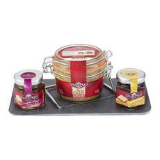 Delpeyrat Corbeille gourmandise de foie gras 1kg