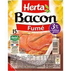 Herta HERTA Herta Bacon tranche x15 -150g