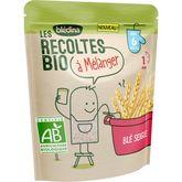 Blédina Blédina Céréales blé et seigle bio à mélanger dès 6 mois 180g
