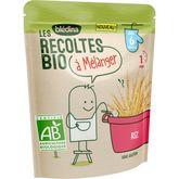 Blédina bio les récoltes à mélanger Riz 180g dès 6 mois