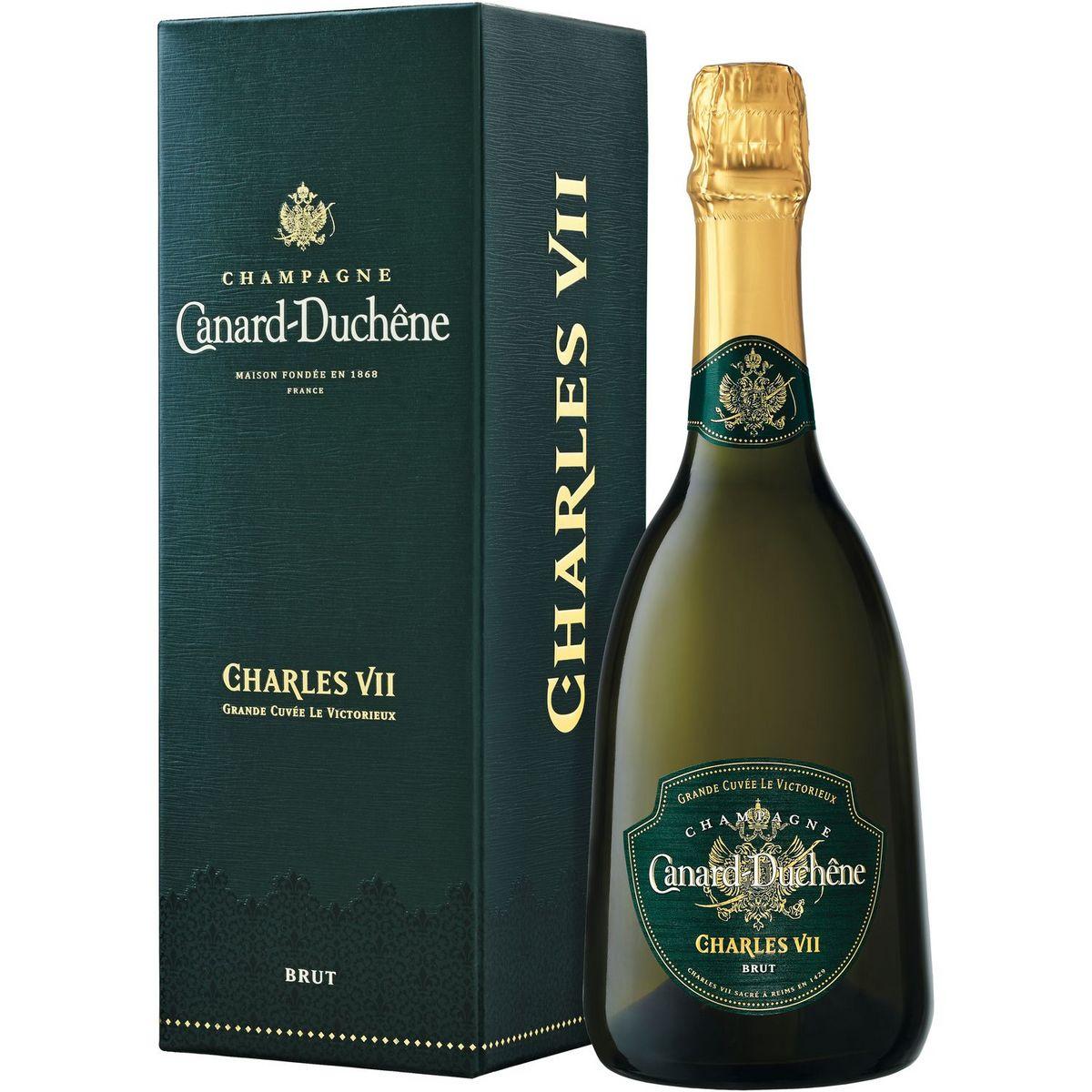 AOP Champagne grande cuvée Charles VII brut