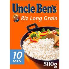 UNCLE BEN'S Riz long grain vrac 500g