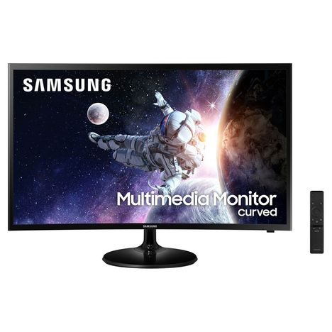 SAMSUNG Ecran PC Gaming LC32F39MFUUXEN 32 pouces Noir