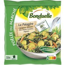 BONDUELLE Bonduelle poêlée potagère 950g