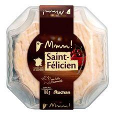 AUCHAN MMM! St Félicien 180g