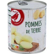 AUCHAN Pommes de terre 530g