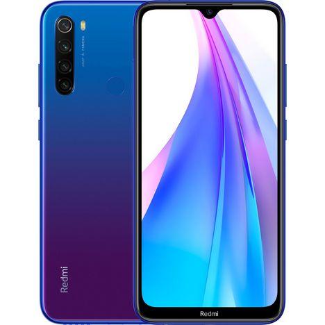 XIAOMI Smartphone Redmi Note 8T 64Go 6.3 pouces Starscape Blue Bleu