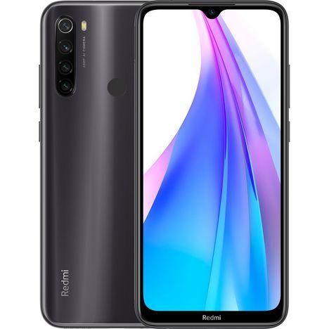XIAOMI Smartphone Redmi Note 8T 64Go 6.3 pouces Moonshadow Grey Gris