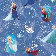 DISNEY Disney Papier cadeau frozen 2m x1 1 pièce
